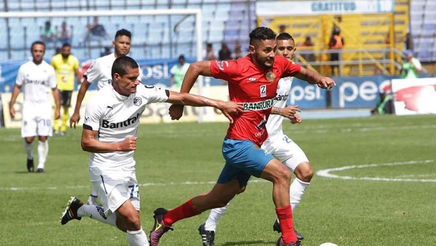 Partido de Municipal vs Comunicaciones por Torneo Clausura | Marzo 2017