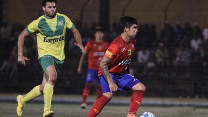 Partido de Petapa vs Municipal por el Torneo Clausura | Febrero 2017