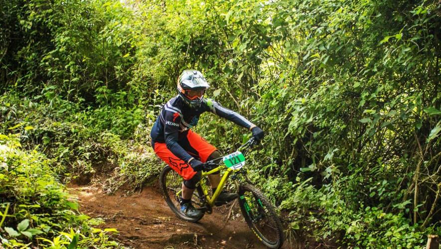 Primera fecha del Campeonato de Downhill en Guatemala | Febrero 2017