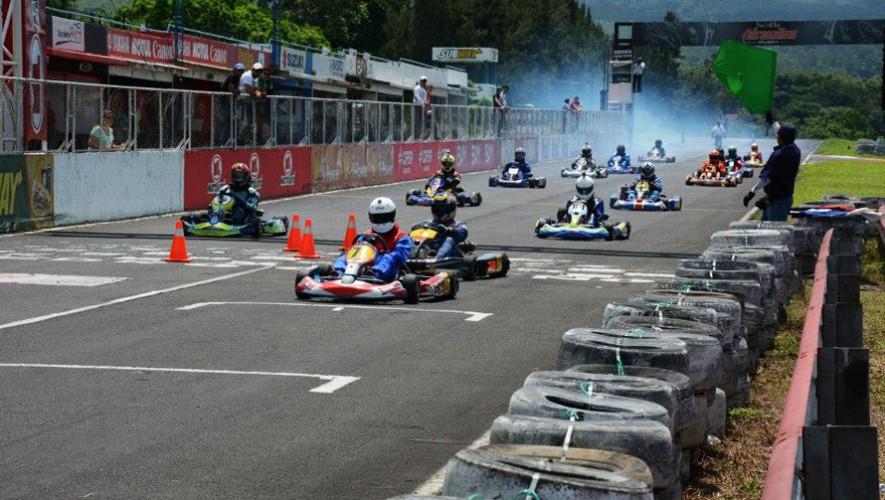 Primera fecha del Campeonato Nacional de Karting en Guatemala | Febrero 2017
