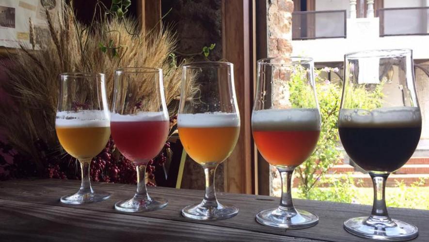 Primer aniversario de Cervecería Artesanal Príncipe Gris en Casa del Águila | Febrero 2017