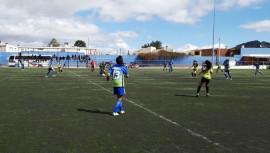 La acción del fútbol femenino dio inicio el pasado fin de semana, teniendo como protagonista al campeón, Unifut-Rosal. (Foto: LNFFG)