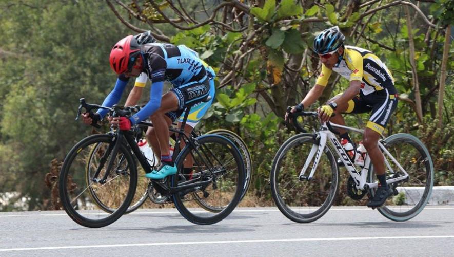 La primera competencia oficial del ciclismo guatemalteco contará con 4 etapas en diferentes lugares de Guatemala. (Foto: FGC)