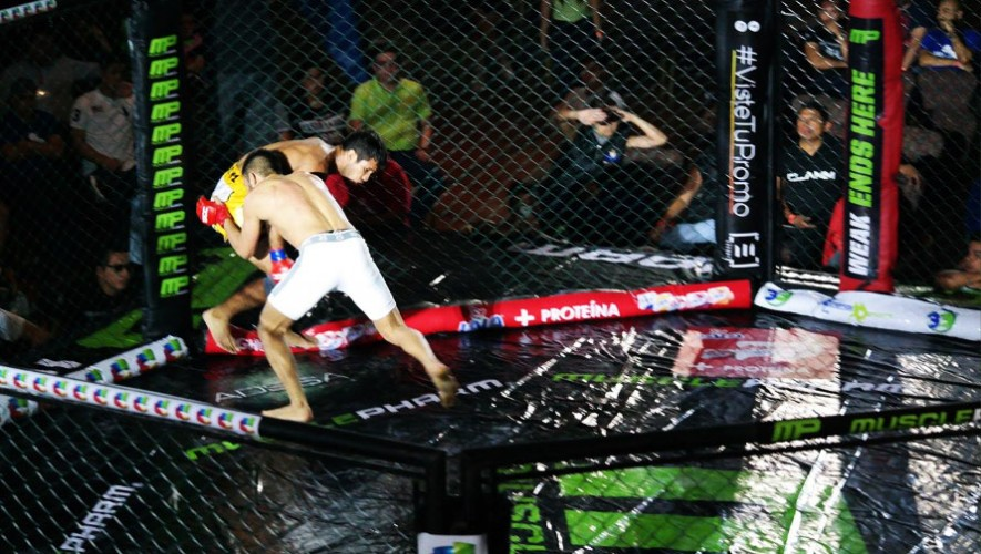 Sick Fight Night 3: Peleas de MMA en Guatemala | Marzo 2017