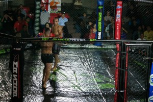 Peleas MMA en Guatemala