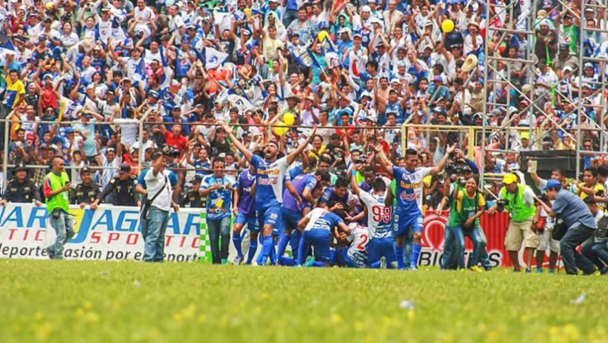 Partido de Suchitepéquez vs Comunicaciones por el Torneo Clausura | Febrero 2017