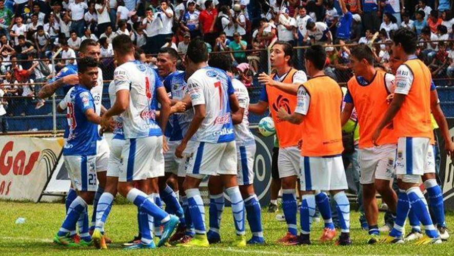 Partido de Suchitepéquez vs Marquense por el Torneo Clausura | Febrero 2017