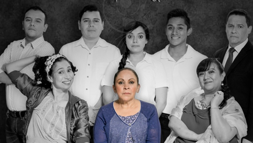 Musical Lo Mejor de Ella en el Centro Cultural Miguel Ángel Asturias   Febrero 2017