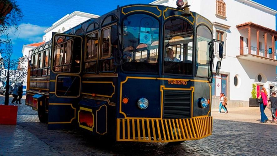 Paseo nocturno en Trolley Bohemio en el Centro Histórico| Marzo 2017
