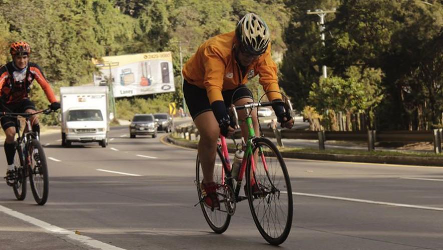 "Travesía en bicicleta ""Bicirol Shup up Legs!"" a La Antigua   Febrero 2017"