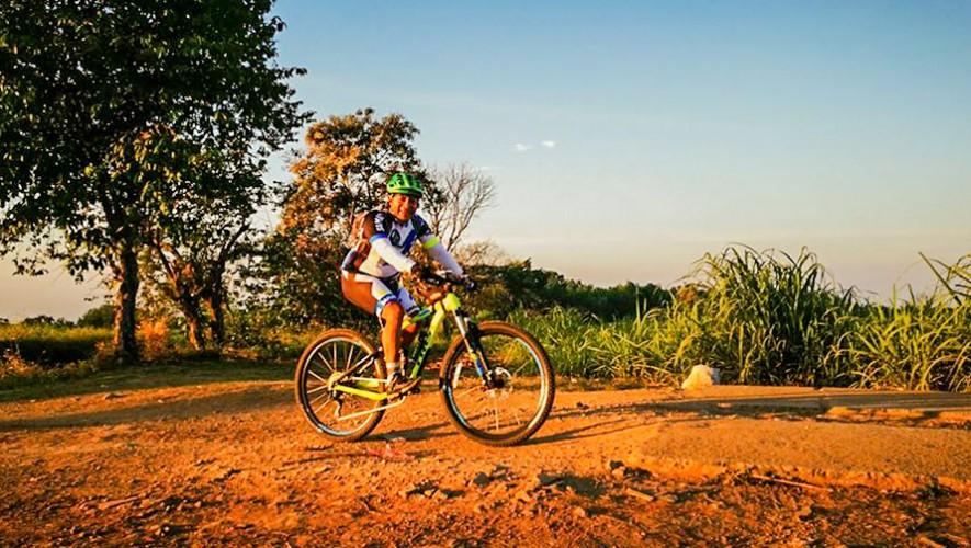 Primera travesía Giant en bicicleta en Mazatenango | Febrero 2017