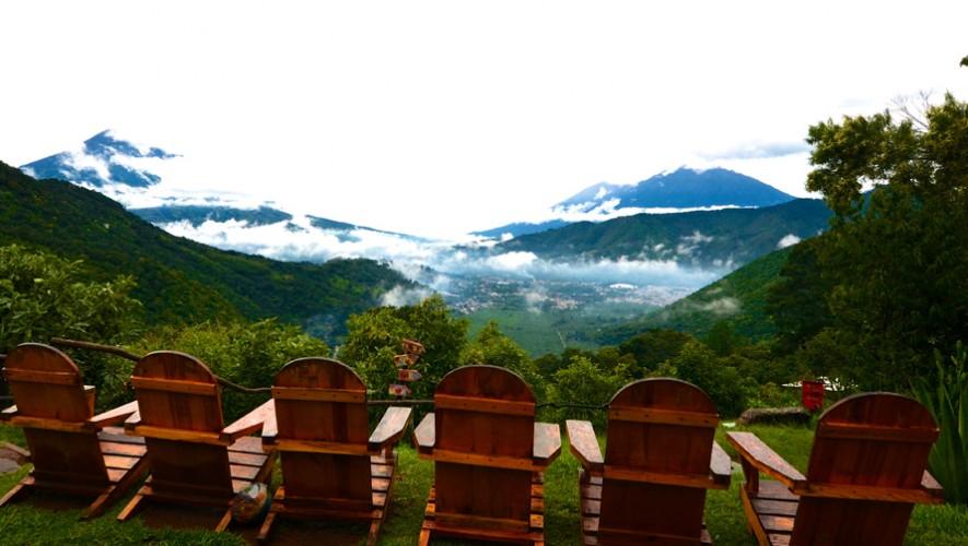 Viaje a Miradores cercanos a Antigua Guatemala | Febrero 2017