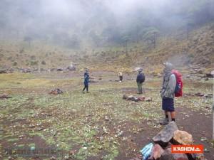 volcan de agua crater - k'ashem