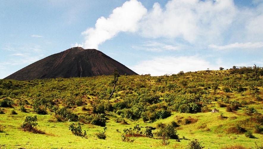 Expedición al volcán de Pacaya por Ruta 3 | Febrero 2017