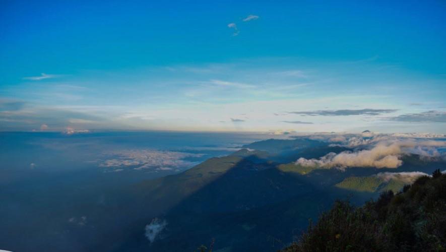 Expedición al volcán Santa María | Febrero 2017