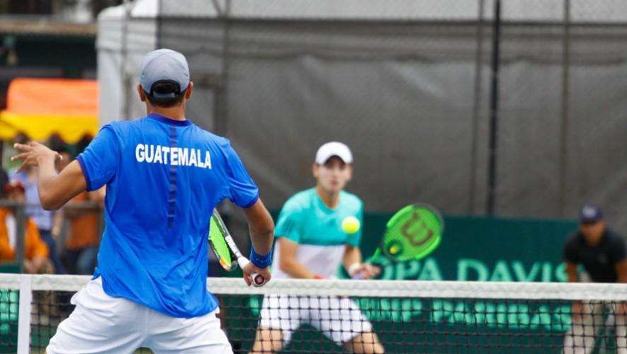Guatemala cuenta con un historial positivo ante Barbados, por lo que buscará su pase a la final del grupo II. (Foto: Javier Herrera/Rackets & Golf)