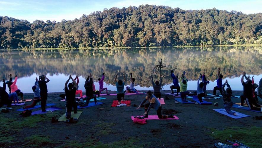 Yoga místico y ascenso al Volcán y Laguna de Chicabal | Febrero 2017