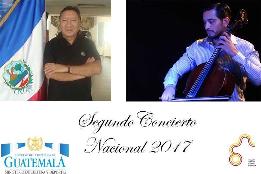 Segundo Concierto de la Orquesta Sinfónica Nacional de Guatemala