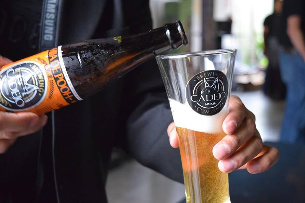 Cerveza Artesanal Cadejo