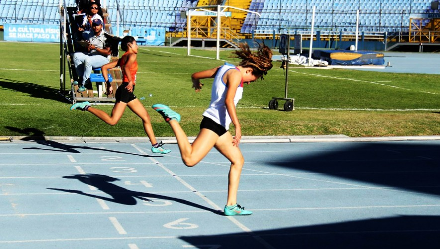 V Festival Atletismo 2017