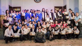 Alumnos de escuelas y colegios podrán participar en el Festival Así es mi Guate 2017