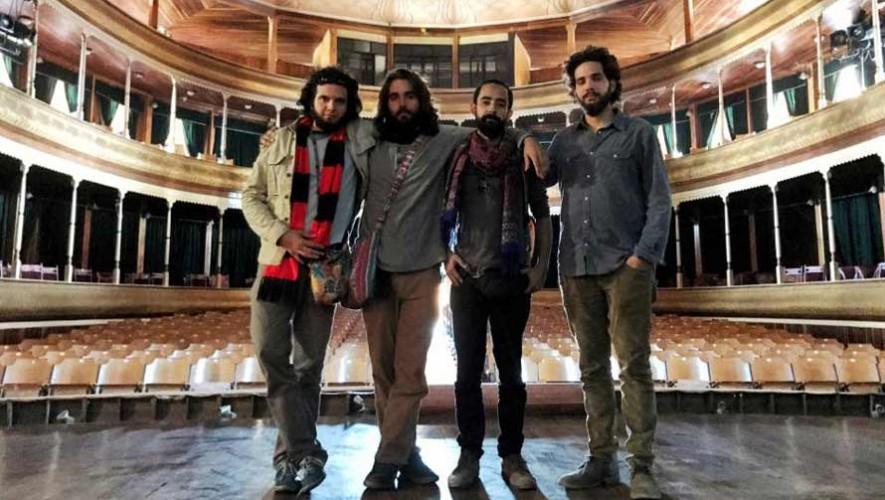 Baba Gris, banda de rock puertorriqueña estrena el video de su nuevo sencillo Guatemala
