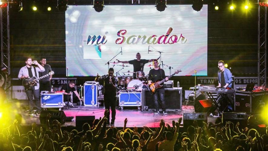 Banda guatemalteca Miel San Marcos se presentará en el Madison Square Garden, Nueva York