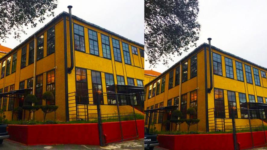 (Foto: Biblioteca Pública de Quetzaltenango)