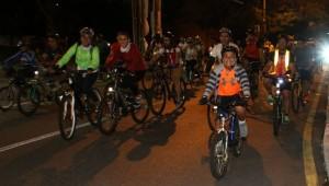 Bicitour Nocturno de la Municipalidad de Guatemala| Octubre 2017