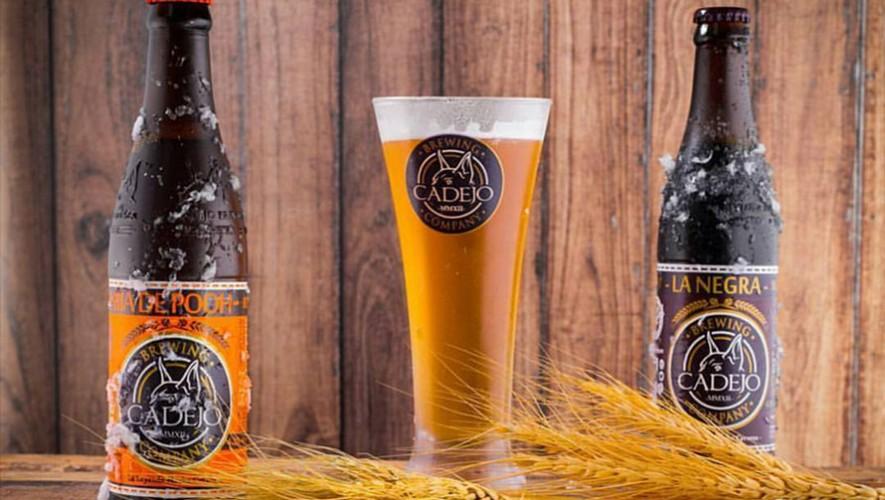 Degustación gratuita de Cerveza Artesanal Cadejo | Marzo 2017