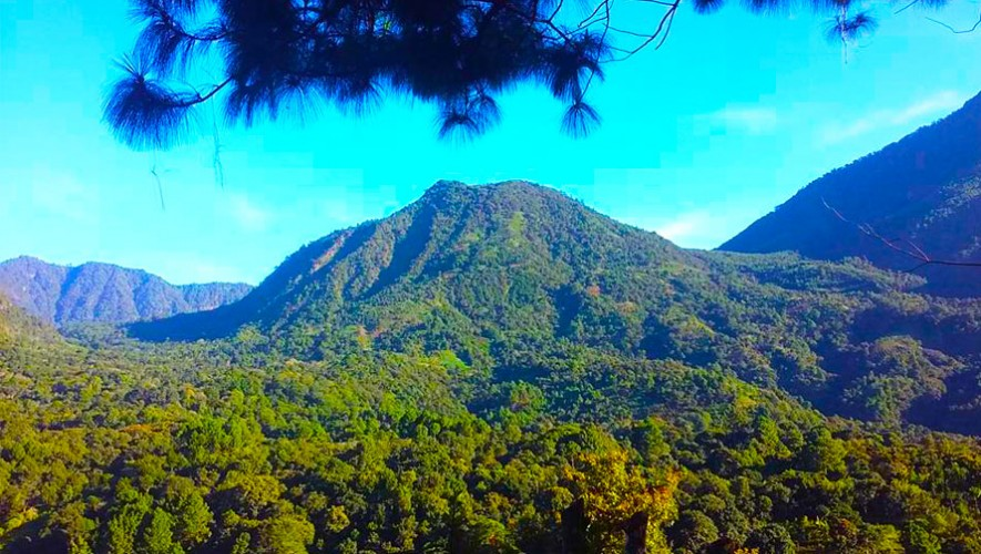 Image result for Cerro Cabeza de Burro suchitepequez