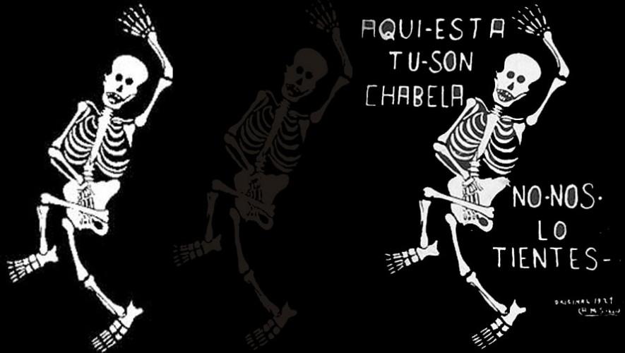 La Chabela en la Historia, Universidad San Carlos   Marzo 2017