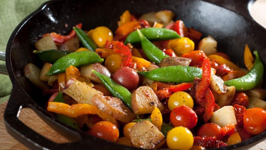 Cocina vegetariana para principiantes abril 2017 - Cocina para principiantes ...