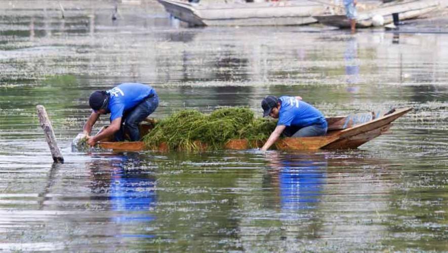 Cómo puedes ayudar a salvar el Lago de Atitlán en Guatemala