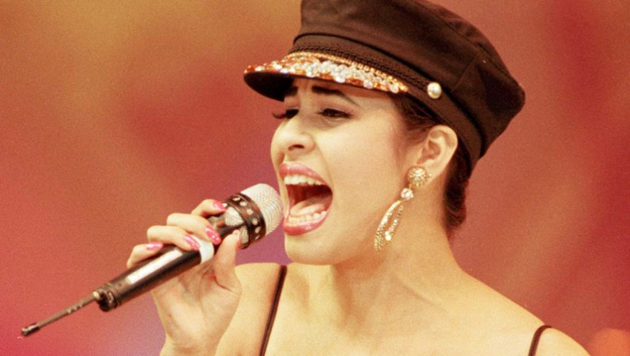 Cuándo fue el concierto de Selena Quintanilla en Guatemala