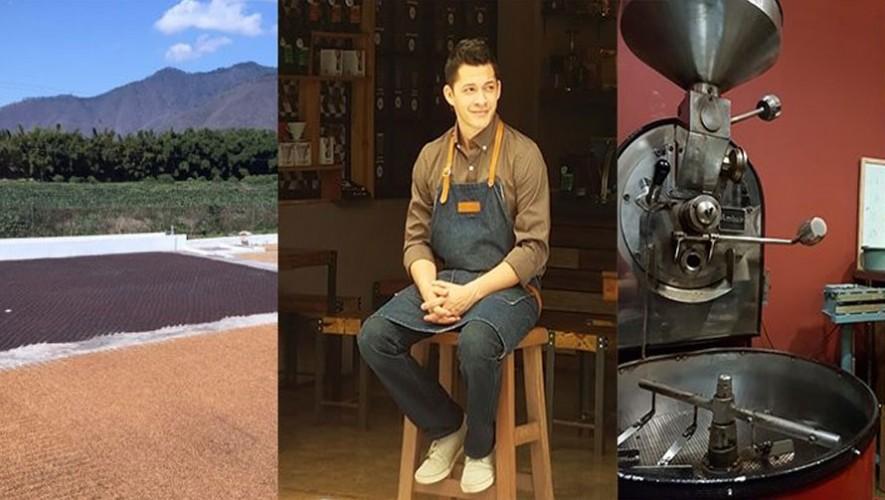 Curso Cultura de Café en Ciudad de Guatemala   Marzo 2017