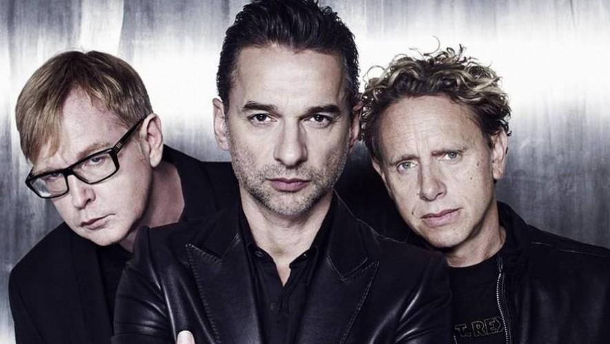 Noche de música de Depeche Mode en Soma zona 1 | Marzo 2017