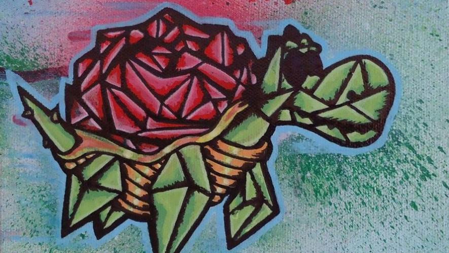 Exposición de grafiti de Dopezilla Uno   Marzo 2017