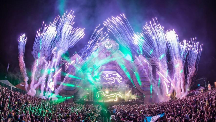Es considerado el festival más grande de la región. (Centroamérica) (Foto: Empire Music Festival)