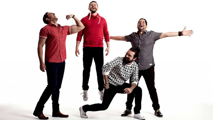 El grupo nacional Tijuana Love estrena el video oficial de su sencillo Te Quedaste