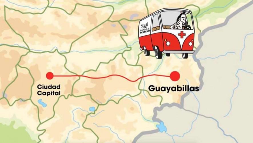 El primer restaurante de Guatemala que se une a Acción Contra el Hambre
