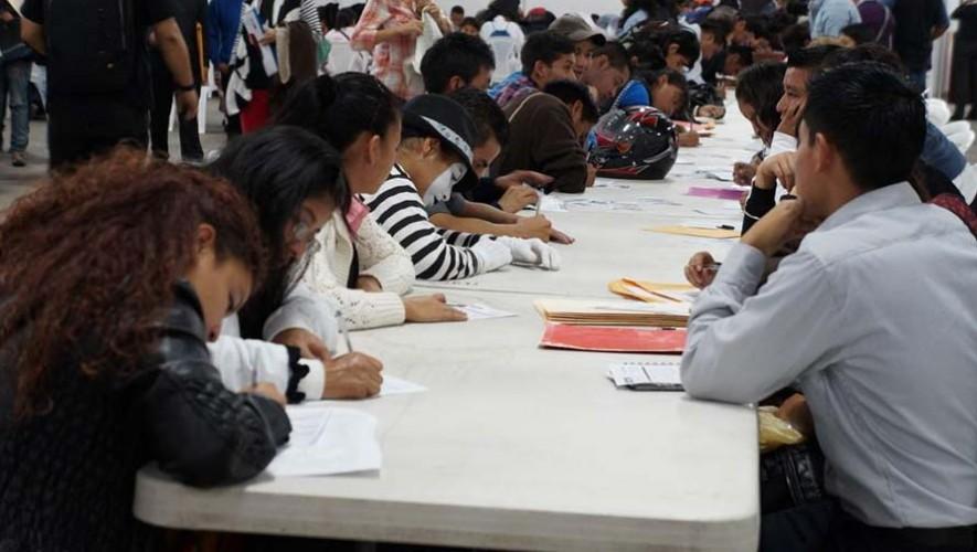 Feria de Empleo 2017 por la HR Consultores en la Ciudad de Guatemala