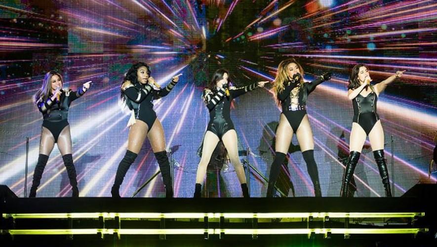 Concierto de Fifth Harmony en el EMF | Marzo 2017