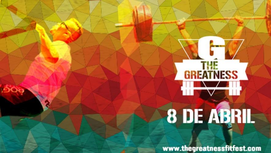 The Greatness Fit Fest en Forum Majadas| Abril 2017