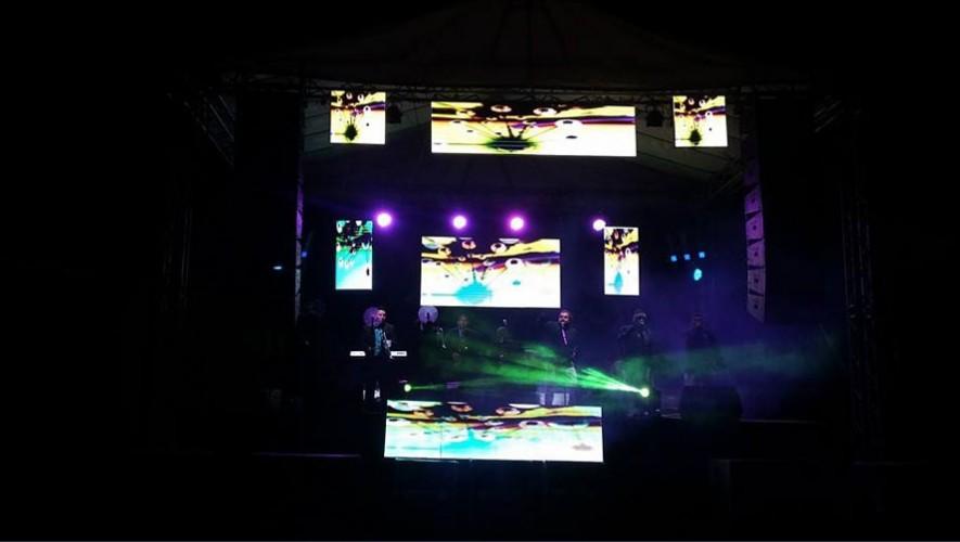 FM de Zacapa en concierto, Ciudad de Guatemala | Marzo 2017