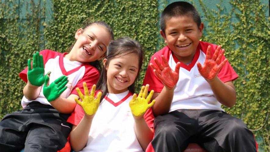 Fundación Margarita Tejada celebra Día Mundial del síndrome de Down con la campaña Enlázate 2017