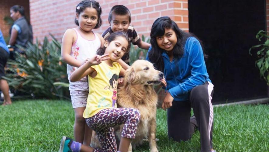 Give Wings, movimiento que aporta a la educación y salud de la niñez en Guatemala
