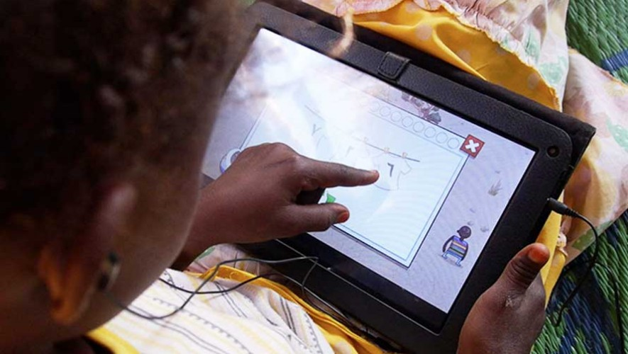 Google elige escuela rural en Guatemala para filmar un video de educación