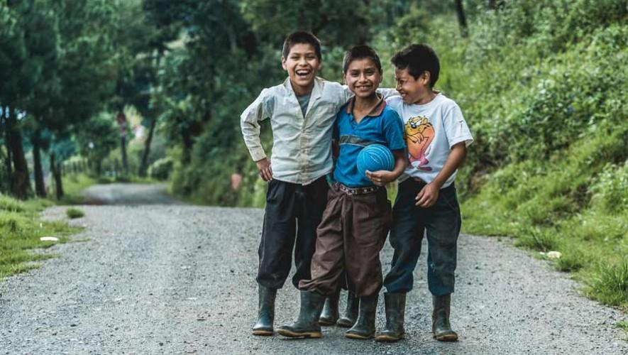 Guatemala entre los 30 países más felices del mundo, según Happy Planet Index