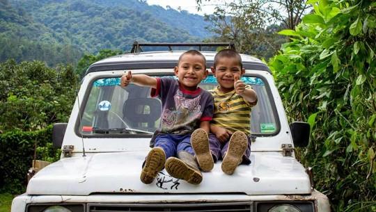 Guatemala es uno de los países más felices del mundo